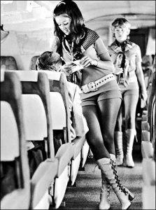 Classic-Stewardess