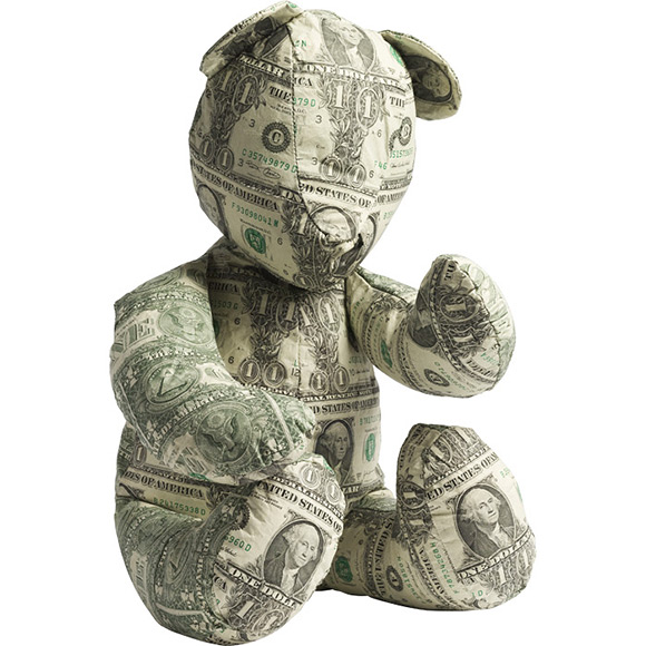 Dolar-Teddy-Bear